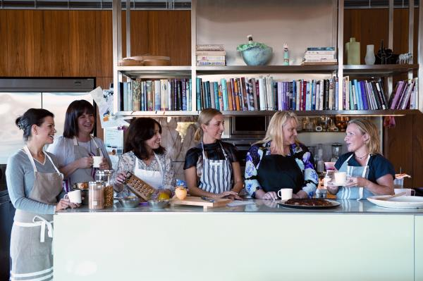 The Monday Morning Cooking Clubis a group of home cooks in Sydney, Australia, who collect and preserve recipes from the Jewish community there.
