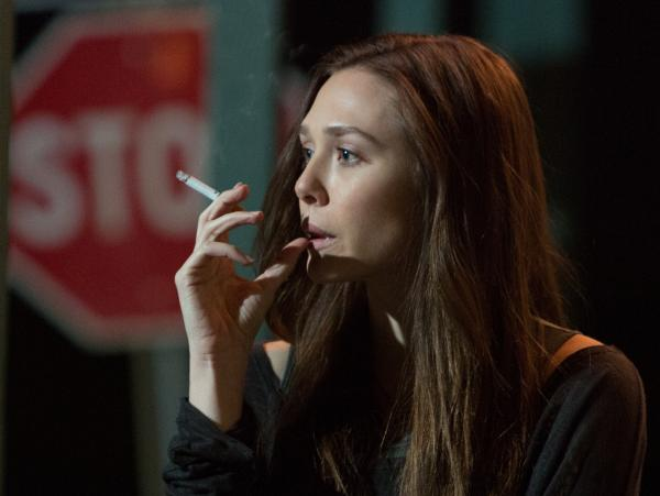 Elizabeth Olsen, who shot to indie-film stardom in <em>Martha Marcy May Marlene</em>, plays a woman who tries to help the damaged, violent protagonist — and finds herself becoming increasingly involved.