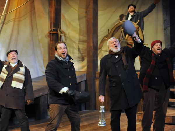 <em>The Christmas Schooner</em>, about sailors who risked their lives to carry Christmas trees to Chicago, has been playing during the holidays in the Windy City since the '90s.