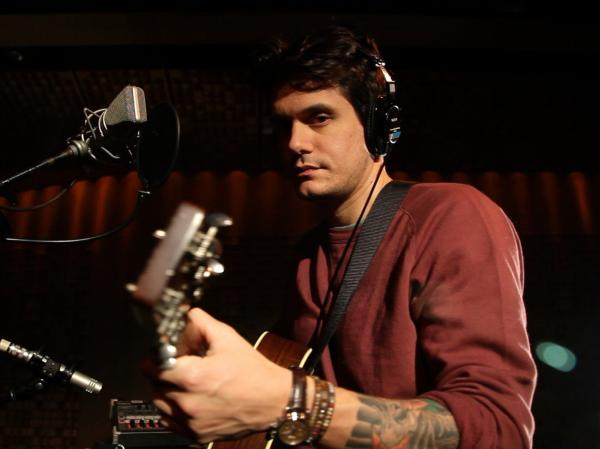 """You may have to go someplace like Montana to 'get' this record."" John Mayer tells NPR's Ari Shapiro about his new album, <em>Paradise Valley.</em>"