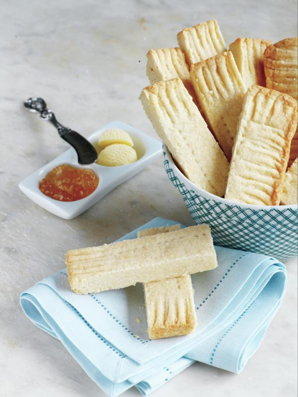The Brass Sisters, Marilynn and Sheila, say the recipe for this shortbread is a treasure from their childhood they nearly lost forever.