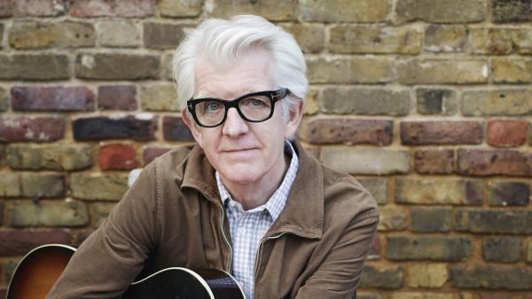 Nick Lowe's <em><em>Quality Street: A Seasonal Selection for All the Family</em></em> is an album of original holiday songs and some reworked classics.