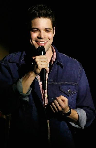 Jeremy Jordan, who anchored one of <em>Smash</em>'s storylines in Season 2, returned to the material at New York's 54 Below for a concert version of the musical his songwriter character was writing on the  NBC show.
