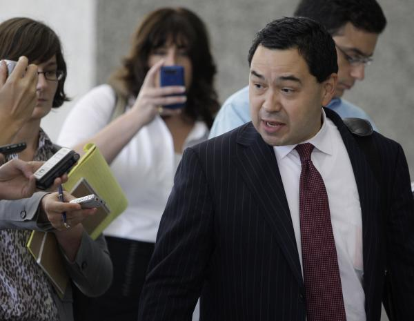 Miguel Estrada, whose 2002 nomination to a federal judgeship was filibustered by Senate Democrats, will represent Senate Republicans in their recess appointments case against President Obama.