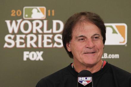 Former Cardinals Manager Tony La Russa