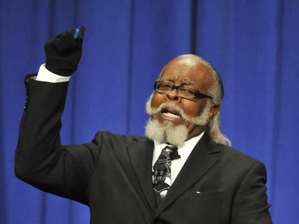 Jimmy McMillan ran for governor of New York state in 2010 as the candidate from the Rent is 2 Damn High party. (Party platform: <em>The rent is too damn high!</em>) The cost of renting a home is swallowing an ever larger portion of Americans' incomes.