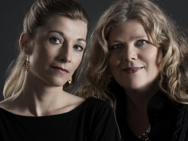 Agnete Friis and Lene Kaaberbol are the Danish authors behind<em> The Boy in the Suitcase</em> and <em>Invisible Murder</em>.