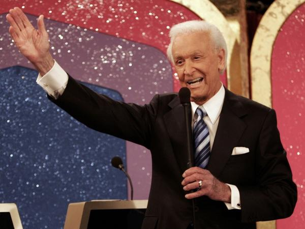 Legendary <em>Price Is Right</em> host Bob Barker endorsed Republican David Jolly in an upcoming special congressional election in Florida.