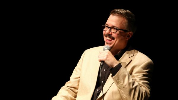 <em>Breaking Bad</em> creator Vince Gilligan, seen during an event for the show in July, shares some of his favorite TV shows.