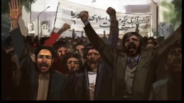 The creators of 1979 Revolution interviewed fellow Iranians to create accurate scenes of Iran.