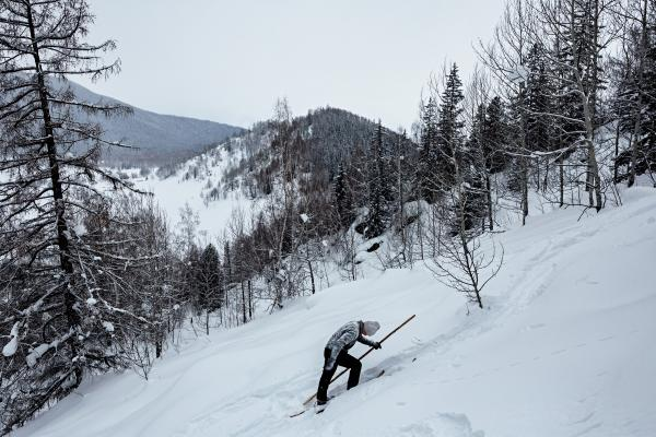 Plans for building Western-style ski resorts in the Altai flitter among optimistic entrepreneurs. For now, at least in the high backcountry, skiing remains simply a way of mountain life.