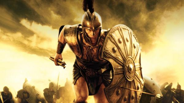 <em></em>It's probably for the best that Brad Pitt didn't sing his lines in <em>Troy</em> — but the source material, Homer's <em>Iliad</em>, is one of many ancient Greek works that were written to be sung.