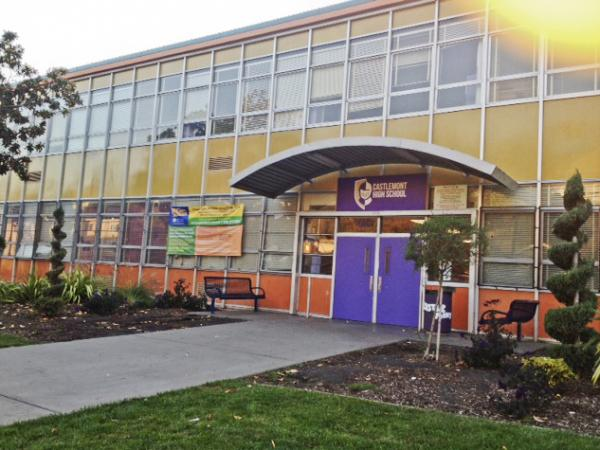 Castlemont High School in Oakland, Calif., is home to several programs designed to help students cope with neighborhood shootings.