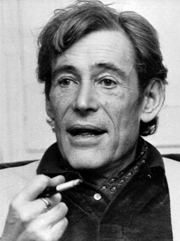 Peter O'Toole in 1980. The 81-year-old actor died on Saturday in London after a long illness.