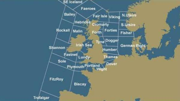 "The BBC's beloved <a href=""http://www.bbc.co.uk/weather/coast_and_sea/shipping_forecast#area-7"">Shipping Forecas</a>t bulletin covers 31 sea areas, the names of which have inspired poets, artists and singers and become embedded into the national psyche."
