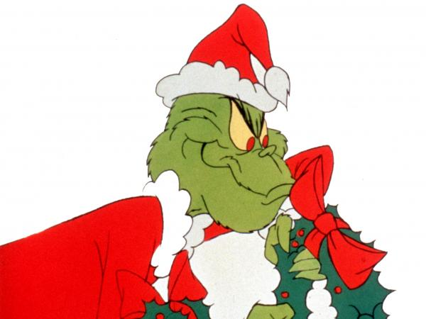 The Grinch sandwich: It has the power to ruin Christmas.