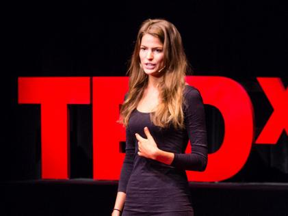 Cameron Russell at TEDxMidAtlantic