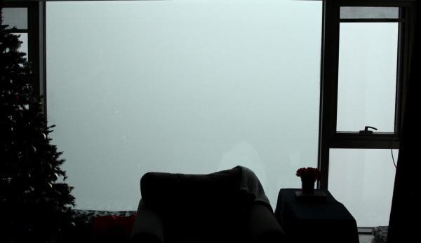 Smog in Shanghai (Frank Langfitt/NPR)