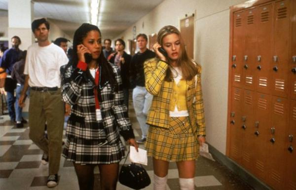 "Upspeak was on display in the 1995 movie ""Clueless"" about Beverly Hills teenagers. (Paramount Pictures)"