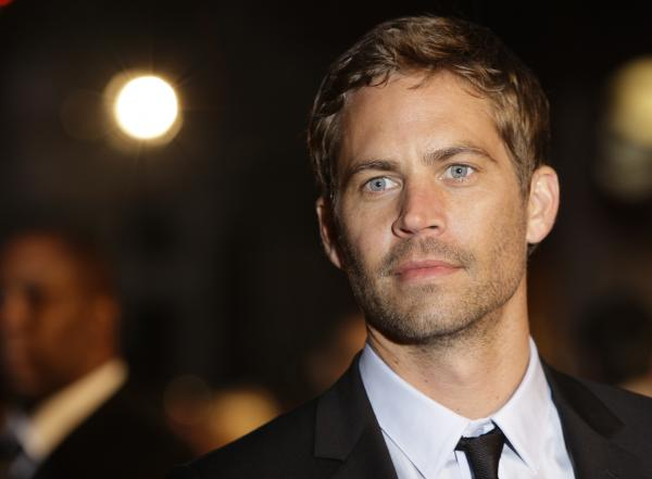 Actor Paul Walker in 2009.