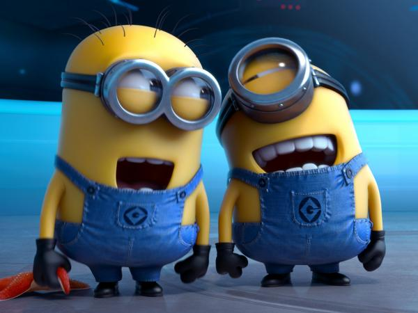 The cackling yellow minions from this summer's blockbuster <em>Despicable Me 2</em> will be back in their own spinoff in summer 2015.