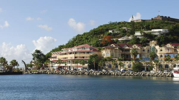 Sun, shopping and chikungunya? A nasty virus has sickened 10 people on the island of St. Martin in the past few months.