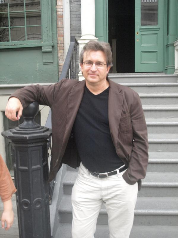 Phil Cousineau is a writer, filmmaker and traveler. He currently hosts and co-writes <em>Global Spirit</em>, a television series covering sacred music and spiritual activism.