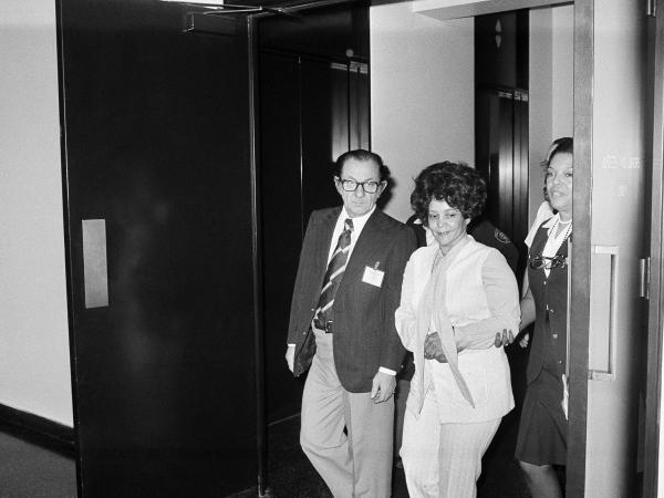 The Chicago press covered Linda Taylor's 1977 trial extensively, and she dressed to court the cameras.
