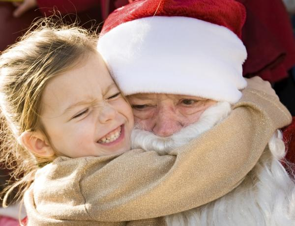 Is propagating the Santa myth a healthy way to extend the magic of childhood, or a recipe for psychological damage and distrust?