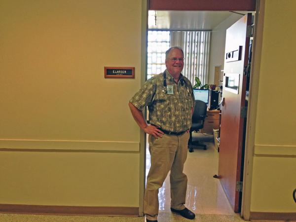 Eric Larsen is an Advanced Registered Nurse Practitioner for the Washington Department of Corrections.