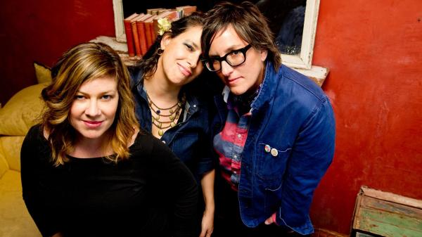 Luscious Jackson released a children's album, <em>Baby DJ</em>, last month.