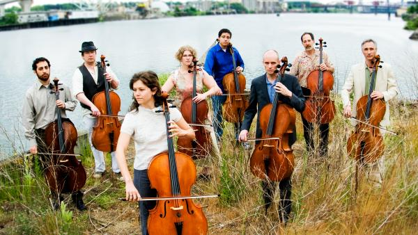 The Portland Cello Project.