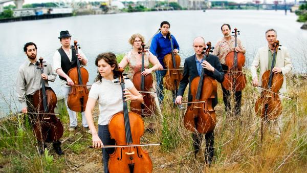 The Portland Cello Project.