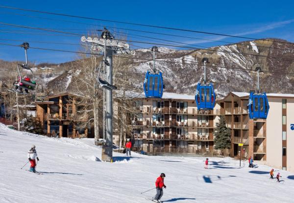 Aspen Skiing Company is one resort that is trying to profit from China's growing middle class by wooing them to its slopes. (Aspen Skiing Company)