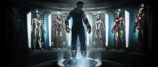 Iron Man 3 was the top grossing film worldwide in 2013. (Marvel/Walt Disney)