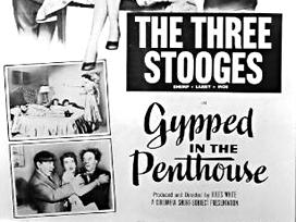 The Three Stooges movie <em>Gypped In the Penthouse</em> is one of many pieces of media that uses the pejorative.