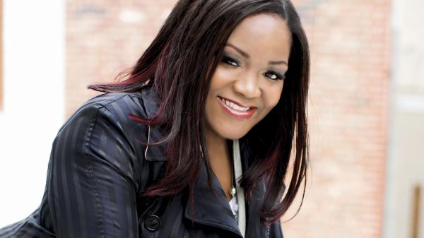 Shemekia Copeland's new album is titled <em>33 1/3.</em>