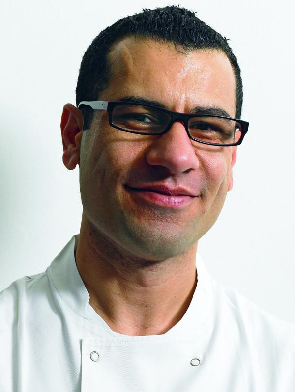 Sami Tamimi is a partner and the head chef at Ottolenghi, a restaurant with four London locations.