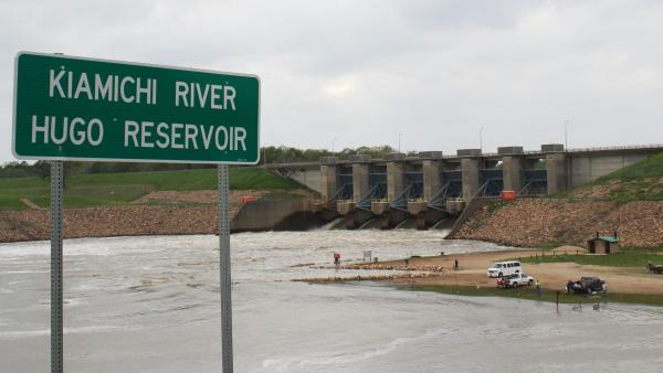 A dispute over Texas' access to the Kiamichi River, which is located in Oklahoma, has started a longer legal battle that is headed to the Supreme Court.