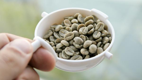 Raw, green coffee beans. To roast or not?