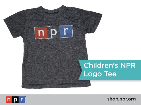 "NPR style for the littlest listeners in your life. Bring on the cuteness. Shop here: <a href=""http://n.pr/18SznVJ"">http://n.pr/18SznVJ</a>"