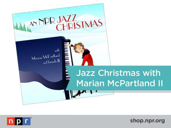 "Something that truly never goes out of style - holiday tunes by jazz legend Marian McPartland: <a href=""http://n.pr/J7vZKg"">http://n.pr/J7vZKg</a>"