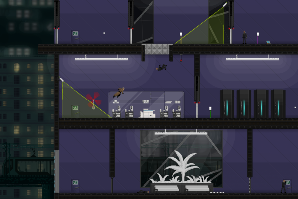 "<strong><a href=""http://bit.ly/1ccamFp"">Gunpoint</a></strong> is a stealth puzzle platformer that blew me away with its clever style and witty writing."