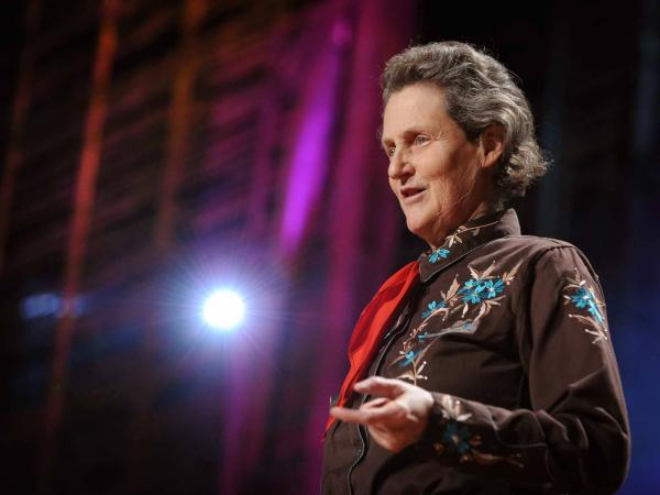 """People just don't see things, this is where you need visual thinkers like me ... we need the different kinds of minds."" — Temple Grandin"