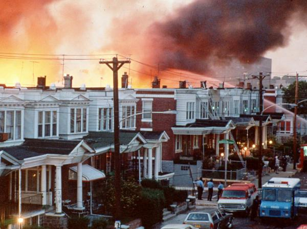<em>Let the Fire Burn</em> documents the MOVE fire of 1985, which killed 11, including five children, and destroyed 61 homes.