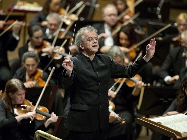 Because of a bitter labor dispute, the Minnesota Orchestra has not played a single performance in its concert hall this year. The orchestra's music director, Osmo Vanska (pictured here), resigned in October.