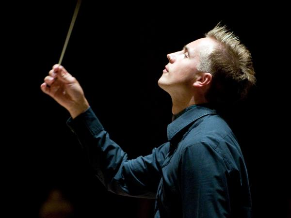Conductor Vasily Petrenko's views on women conductors have been labeled offensive.