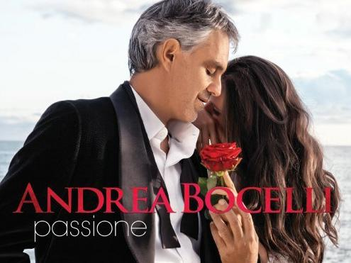 Italian singer Andrea Bocelli has four albums in the year-end classical Top 50 Billboard chart.