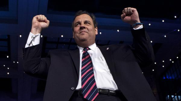Gov. Chris Christie, R-N.J.