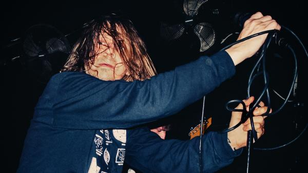 """Mike """"IX"""" Williams onstage at The Acheron in Brooklyn in November."""